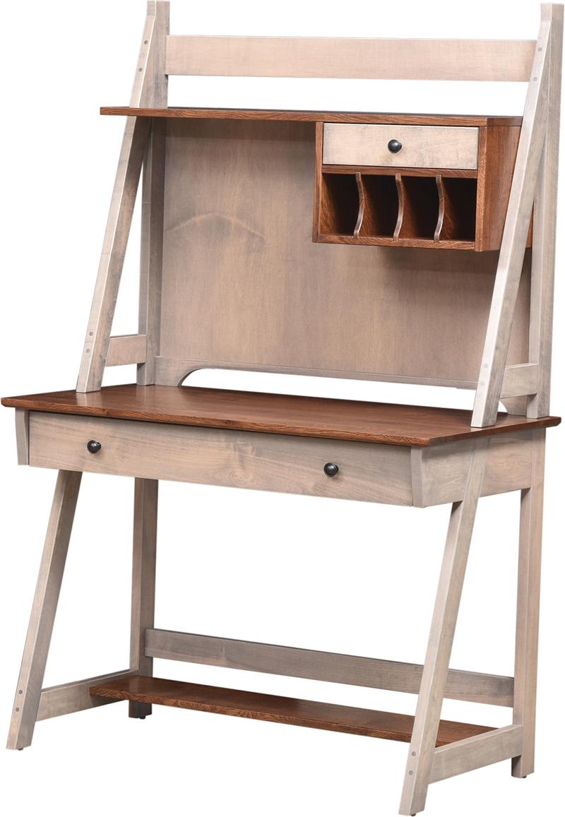 Timberline Laptop Desk Hutch
