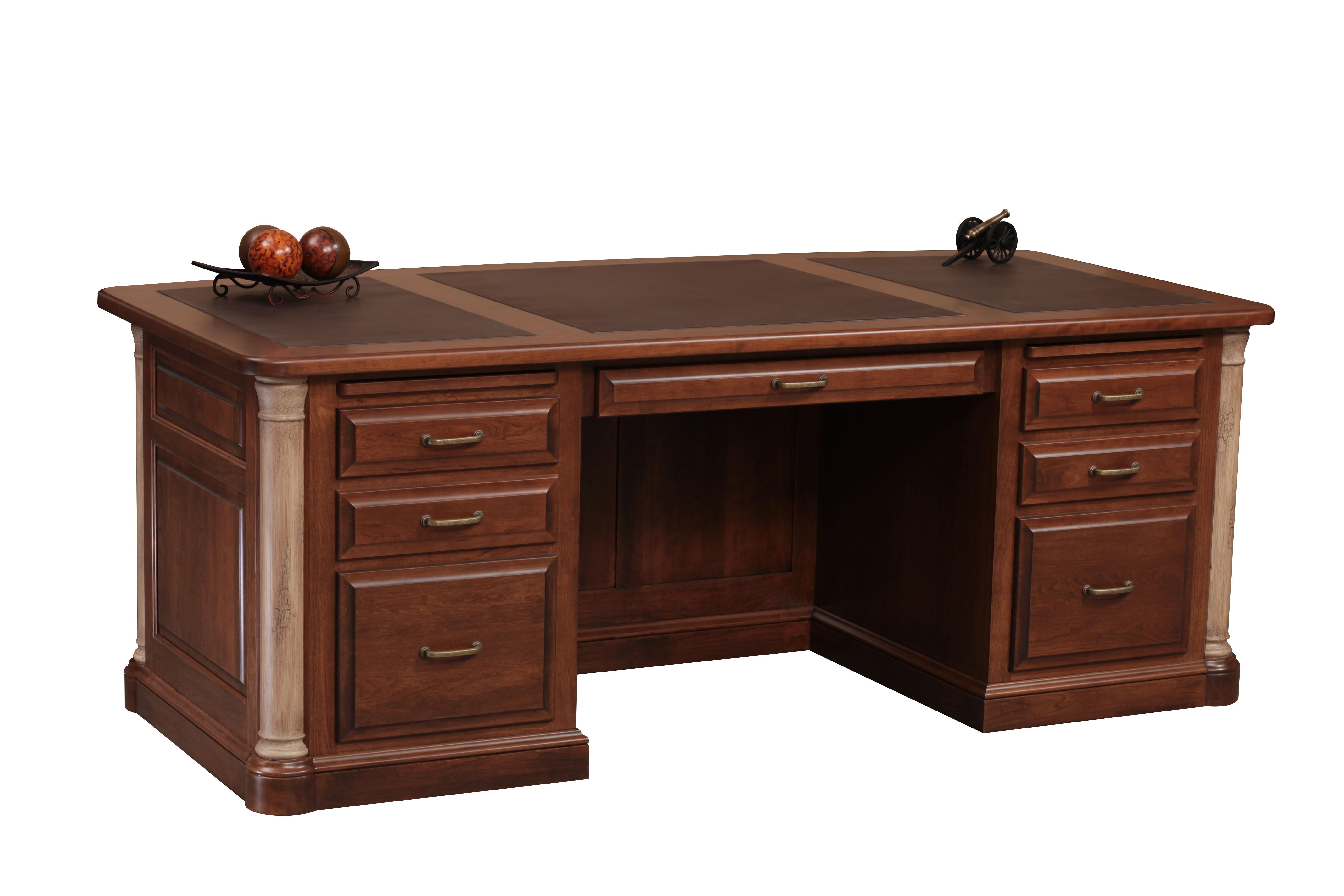 Jefferson 82 Executive Desk