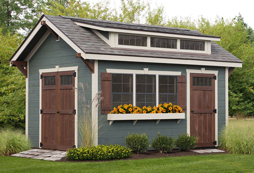 Craftsman Shed - Geitgey's Amish Country Furnishings