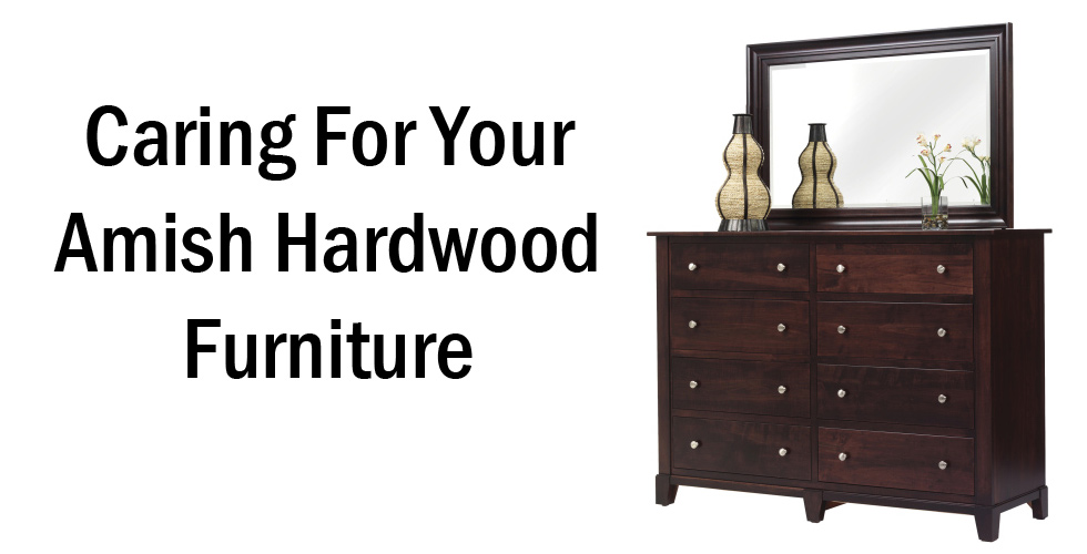 Amish Hardwood Furniture - Header - Geitgey's Amish Country Furnishings