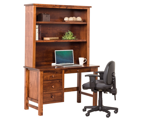 Cabin Creek Student Desk - Geitgey's Amish Country Furnishings