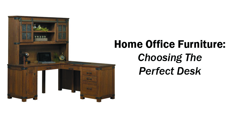 Home Office Furniture - Blog Header - Geitgey's Amish Country Furnishings