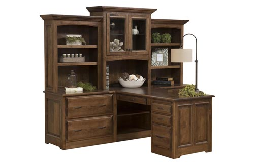 Liberty Partners Desk - Geitgey's Amish Country Furnishings
