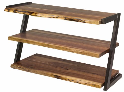 Live Edge Office Console - Geitgey's Amish Country Furnishings