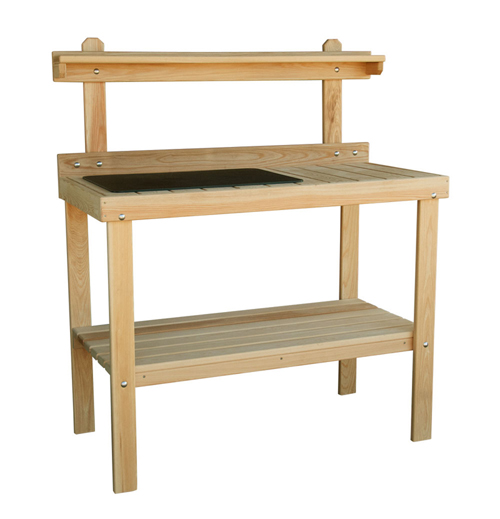 Cypress Garden Table - Geitgey's Amish Country Furnishings