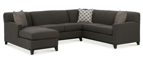 Rowe Martin Sectional Sofa - Geitgey's Amish Country Furnishings