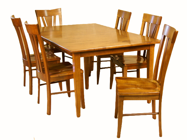 Shaker Dining Table Set