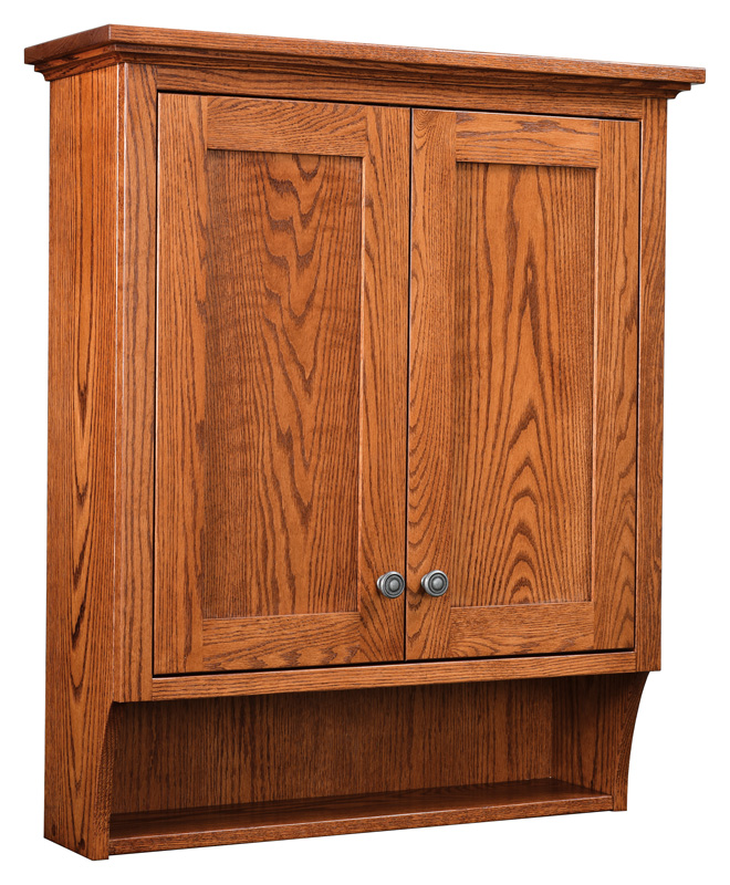 Bathroom Wall Cabinet Geitgey S Amish Country Furnishings