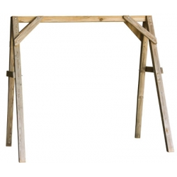 A-Frame for Porch Swing