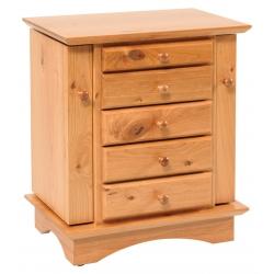 Shaker Dresser Top Jewelry Cabinet.jpg