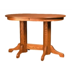 Oval Island Table