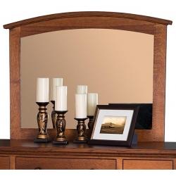 Buckeye Economy Arched Mirror