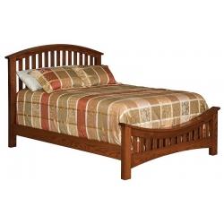 Buckeye Slat Bed