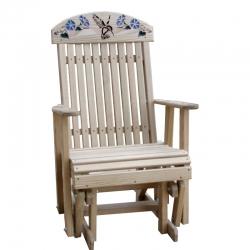 2' Hummingbird Glider Chair
