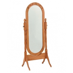 Cheval Mirror - Oval