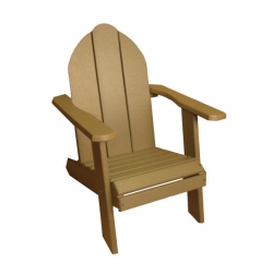 Child's Fixed Adirondack Chair