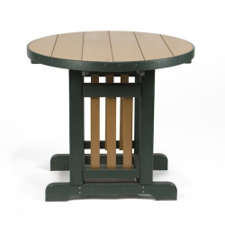 "33"" Round Dining Table"