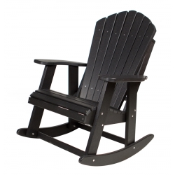 Adirondack High Back Rocker