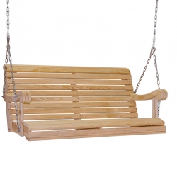 Treated Pine 4' Grandpa Swing