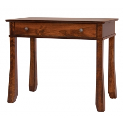 Craftsman Corner Table - Flared Legs