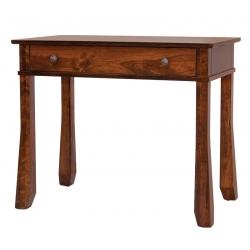 Craftsman Corner Table - Flared Legs