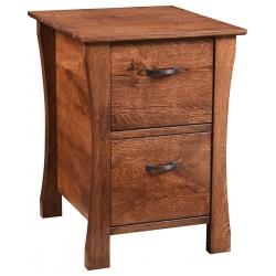 Kapernaum 2 Drawer File Cabinet