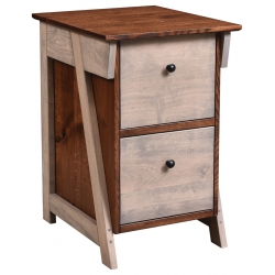 Timberline 2 Drawer File Cabinet