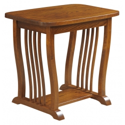 Glider Collection End Table
