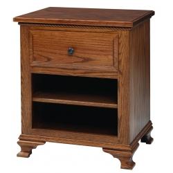Berkshire 1 Drawer Nightstand
