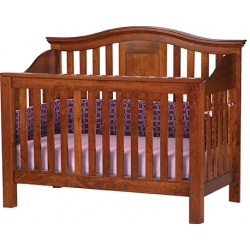 Gabrielle Crib - Central Panel Back