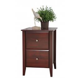 Hampton Two Drawer Filing Cabinet