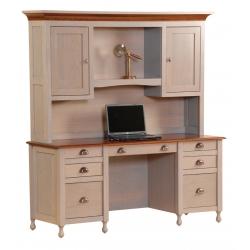 Jamesport Desk and Hutch