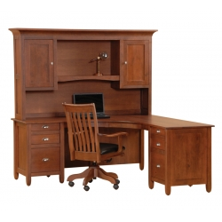 Kendall Desk and Hutch
