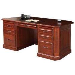 "Buckingham 72"" Executive Desk"