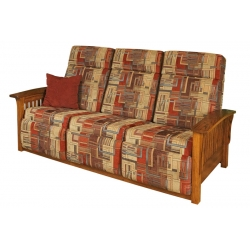Mission Wallhugger/Pushback Sofa Recliner
