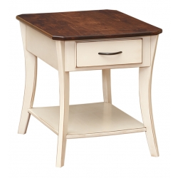 Norway End Table