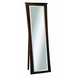 Trenton Shaker Leaner Mirror with Support