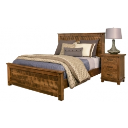 Adirondack Bed