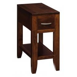 Barrington Chair Table with Shelf
