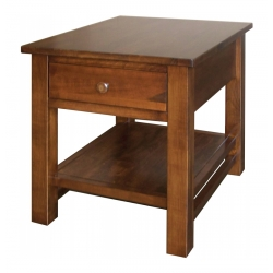 Cabin Creek End Table