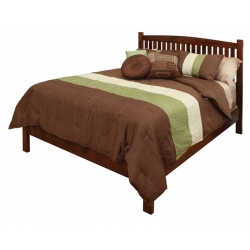 Sleepwell Bed with Low Footboard