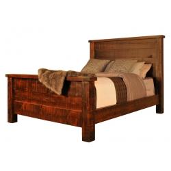 Tahoe Bed - Straight Leg