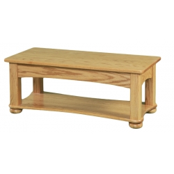 Arched Frame Classic Coffee Table