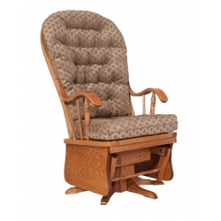 #190 Bow Back Swivel Glider