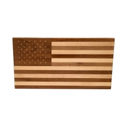Flag Cutting Board