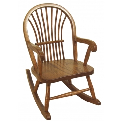 Child's Sheaf Rocker