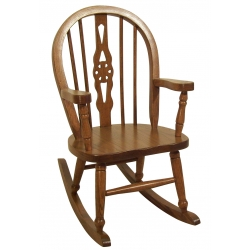 Child's Windsor Rocker