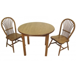 Child's Sheaf Table and Chair Set