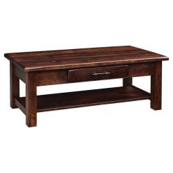 Barn Floor Coffee Table