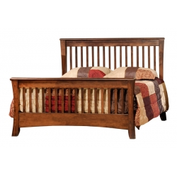 Carlisle Slat Bed